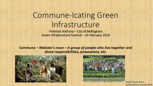 Commune-Icating Green Infrastructure-By Freeman Anthony